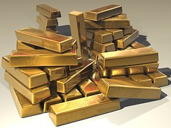 investim in aur