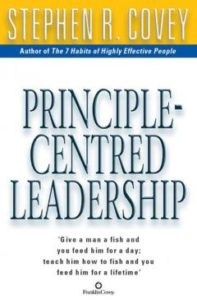 Principle centerer leadership