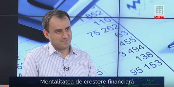 Mentalitatea de creștere financiară