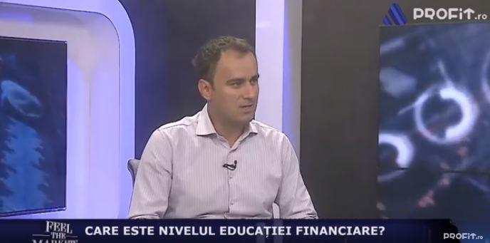 Emisiune profit.ro TV – Valentin Nedelcu