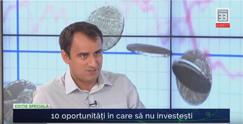 Oportunitati de investitii in care sa NU investesti – Canal 33