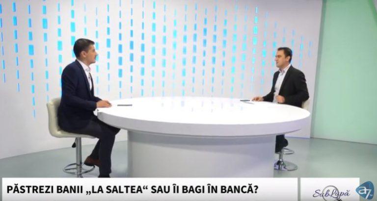 Sub Lupă A7 TV – cu Valentin Nedelcu și Dan Truția