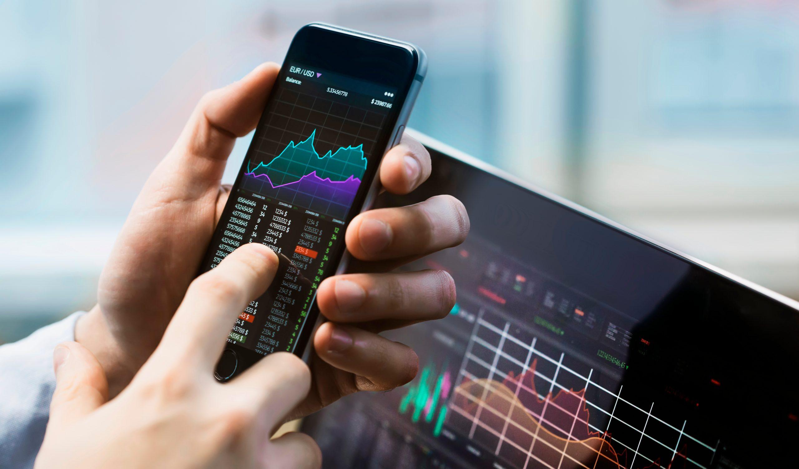 stock market scaled